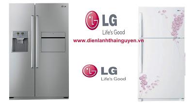 Trung tâm bảo hành tủ lạnh LG tại Thái Nguyên
