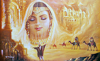 Most Famous Immortal Love Stories In History And Literature Layla and Majnun