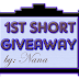 1st Short Giveaway by Nana