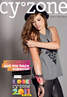 Catalogo Cyzone Chile C-12 2013