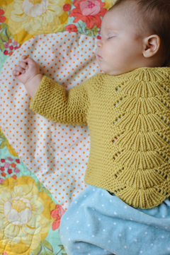 Easy Knitting Tutorial: Feather & Fan Stitch - Creative