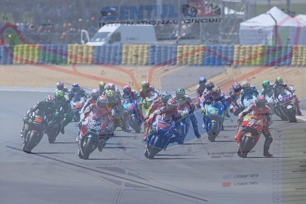 Dipastikan motogp tahun 2017 akan diadakan di Indonesia