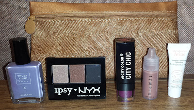 Ipsy Glam Bag Sept 2015