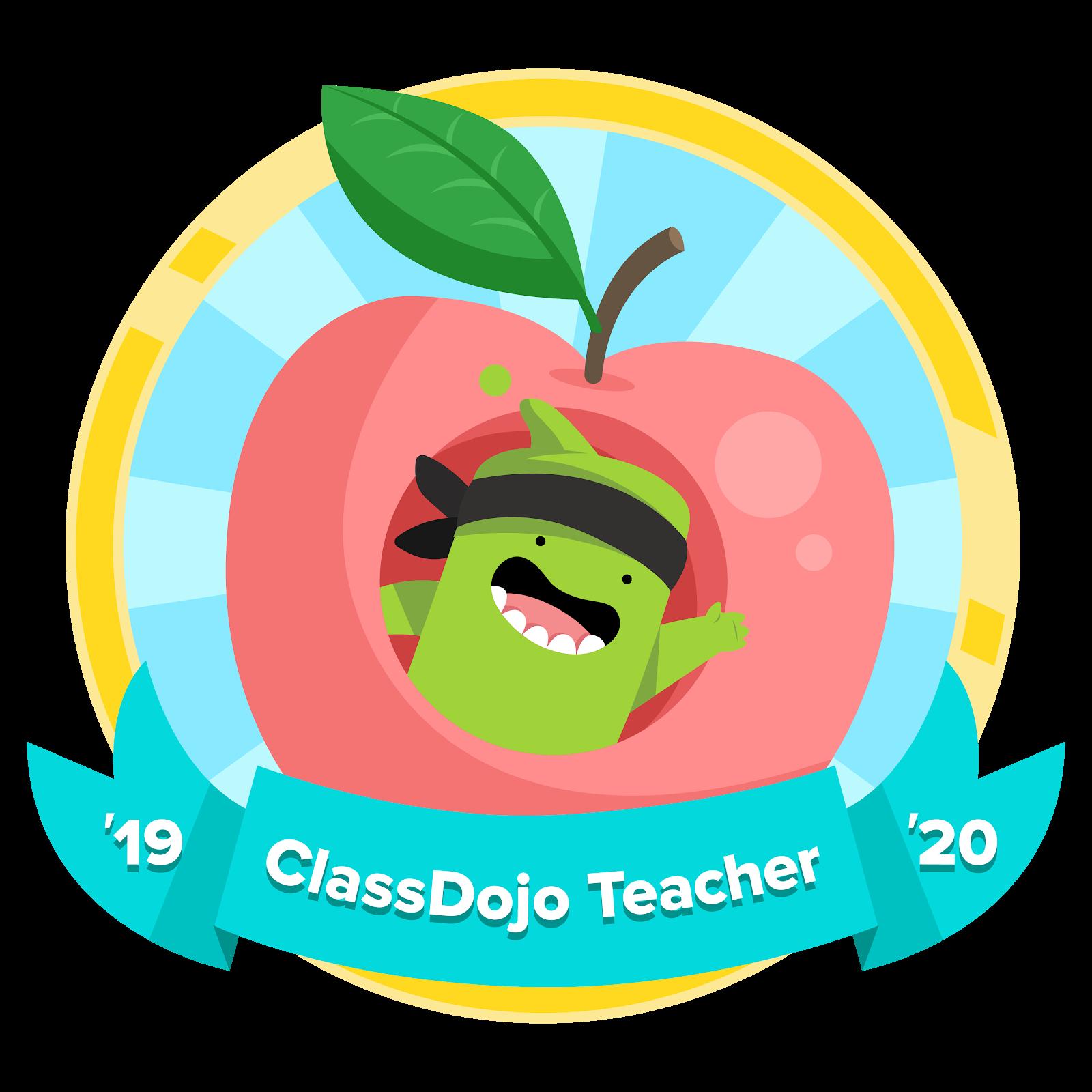 I'm a ClassDojo Teacher