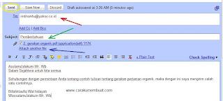 Mengelola Email di Gmail google