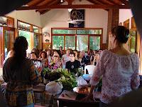 Fotos del Encuentro de Ayurveda 2011