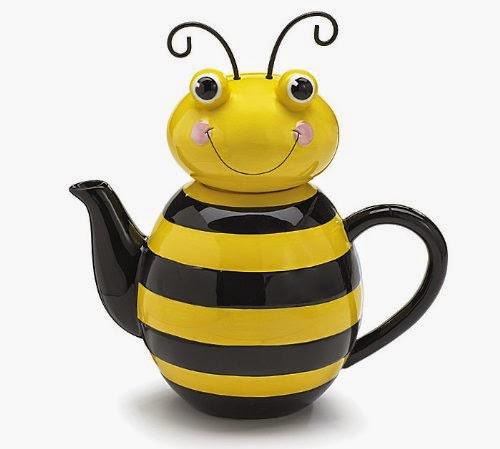 Honeybee Teapot
