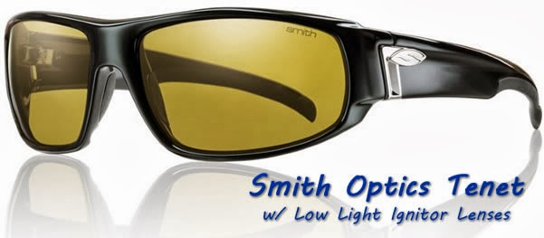 Gorge fly shop blog product review smith optics tenet for Smith optics fishing