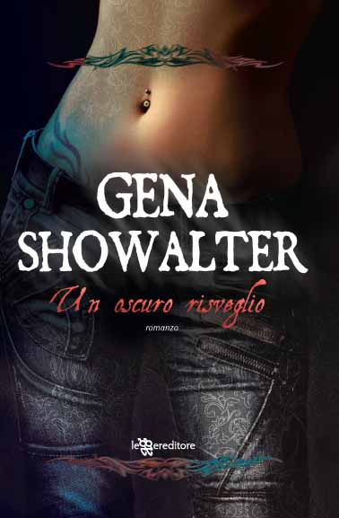 Gena Showalter - Alien Huntress: Oscuro risveglio