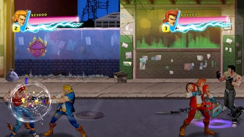 Double Dragon Neon - PC (Download Completo)