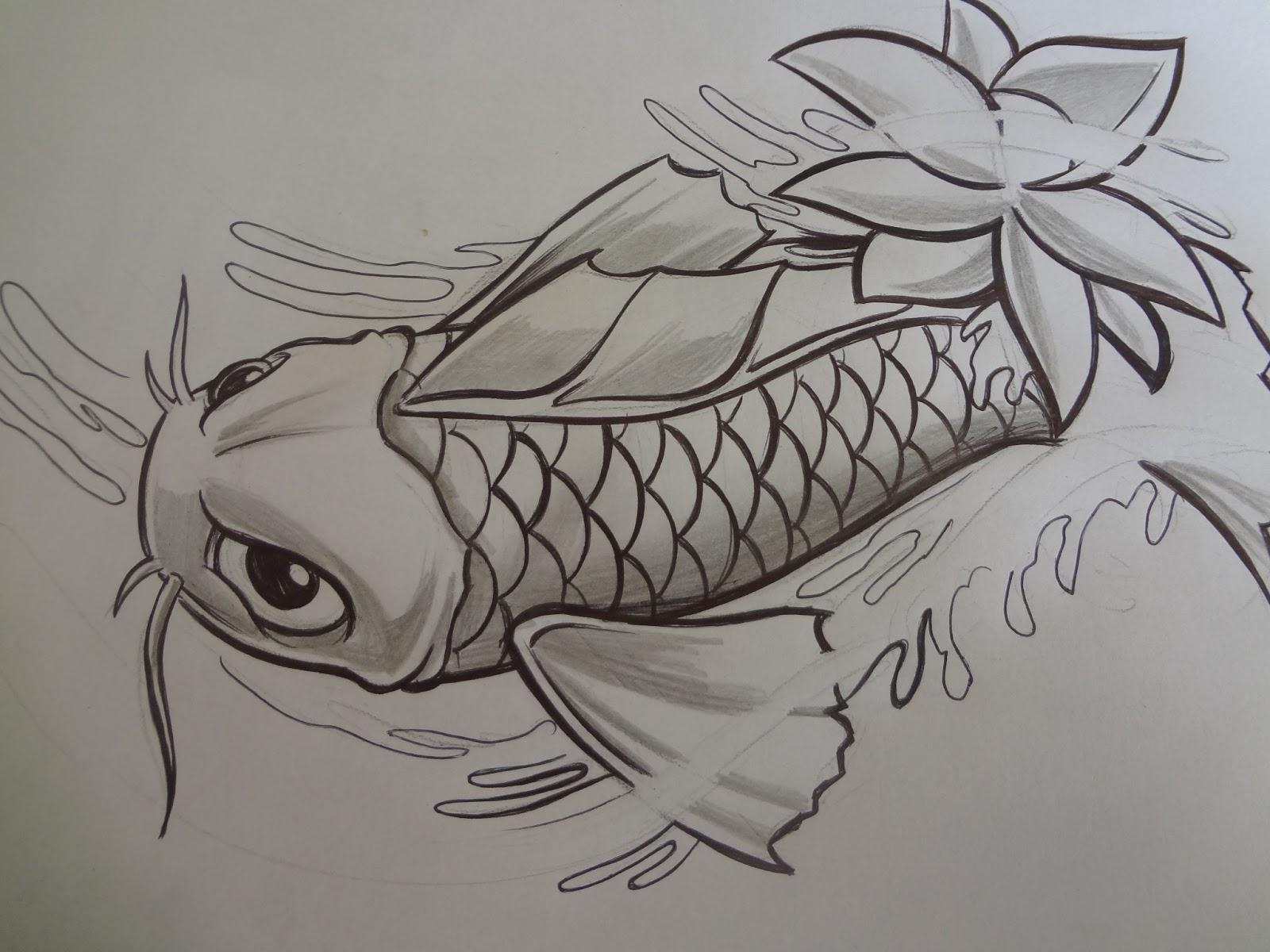 Aqui O Desenho Sombreado Parcialmentena Tatuagem Usa Se Um Sumi Bem
