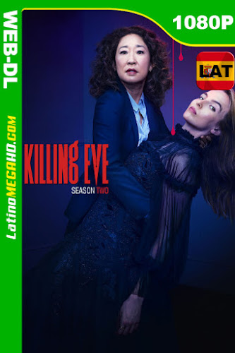 Killing Eve (Serie de TV) Temporada 2 (2019) Latino HD WEB-DL 1080P - 2019