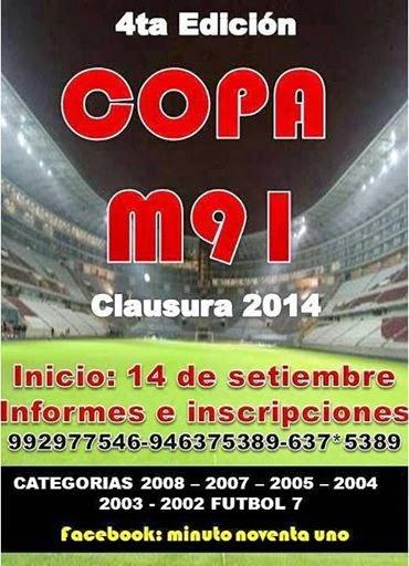 COPA M91