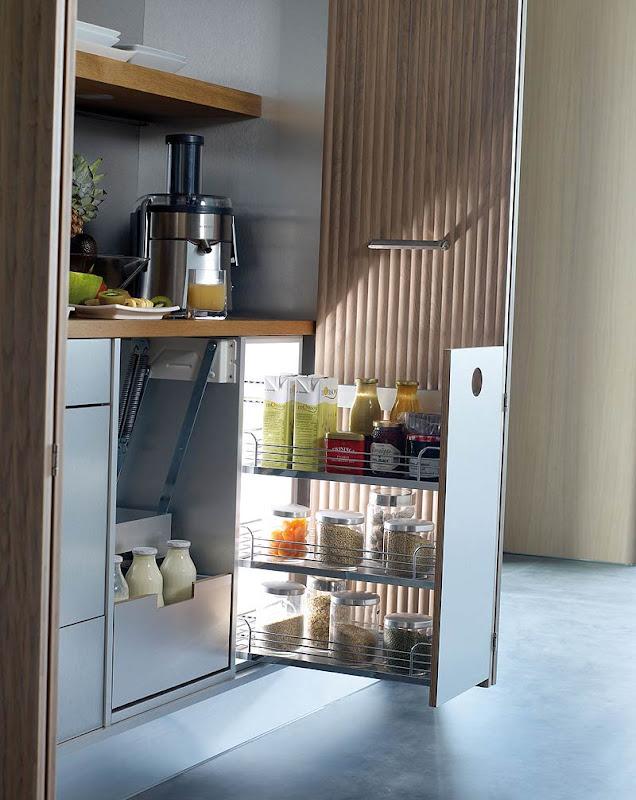 Cocinas comprometidas con el medio ambiente   interiores ...
