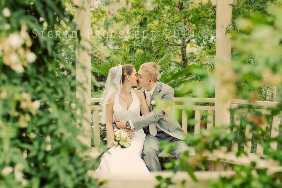 pruutpaar-botaanika-aias