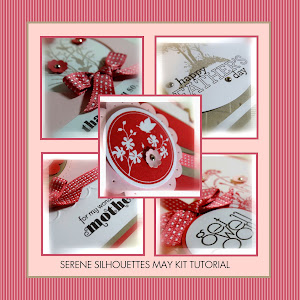 Serene Silhouettes Kit Tutorial 2013
