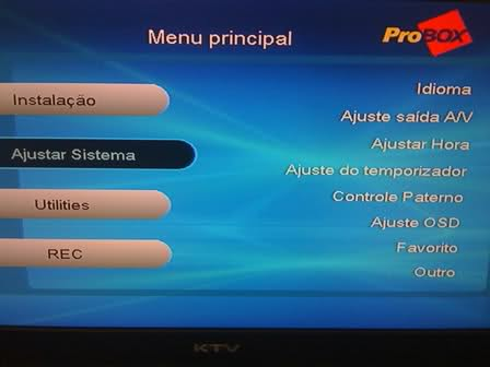 TUTORIAL PRO ONE NOS RECEPTORES PROBOX 530/630/830/930