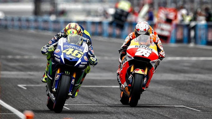 Race MotoGP Indianapolis - Marquez Menang Honda Juara 700 kali