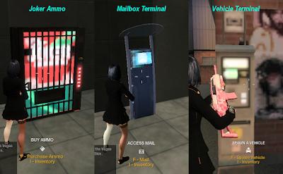 APB Reloaded - Important Terminals
