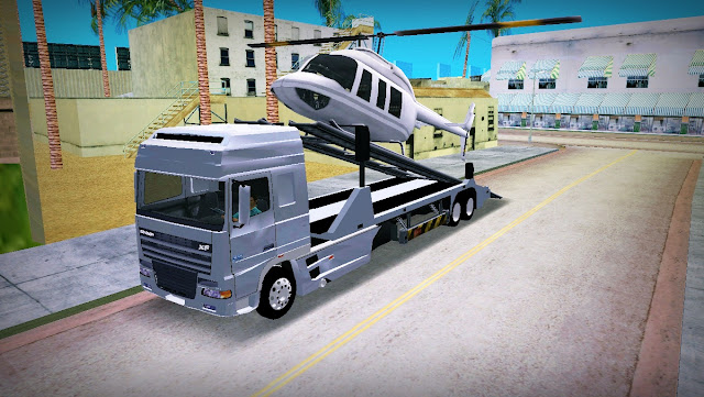 DAF XF 530 2002 Packer With Com Carros Vice City