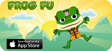 Frog Fu - Open Source Game