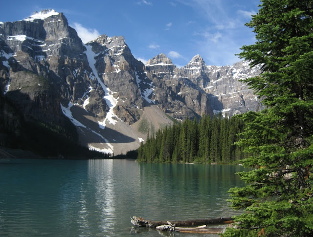 Lago Moraine a lago Eiffel (Banff)