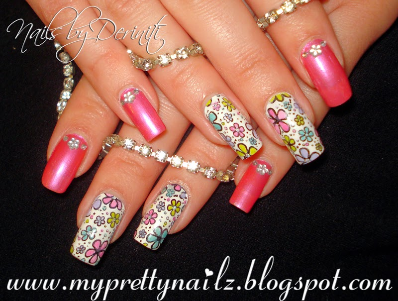 Cute Nail Designs With White Tips
