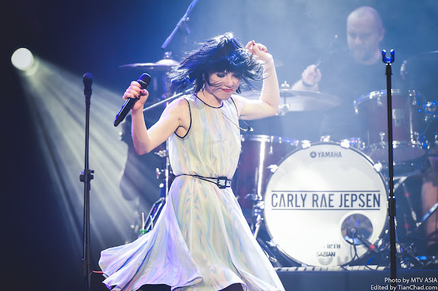 Carly Rae Jepsen performing at MTV World Stage Malaysia 2015 on 12 Sep Pic 2 (Credit - MTV Asia & Kristian Dowling)