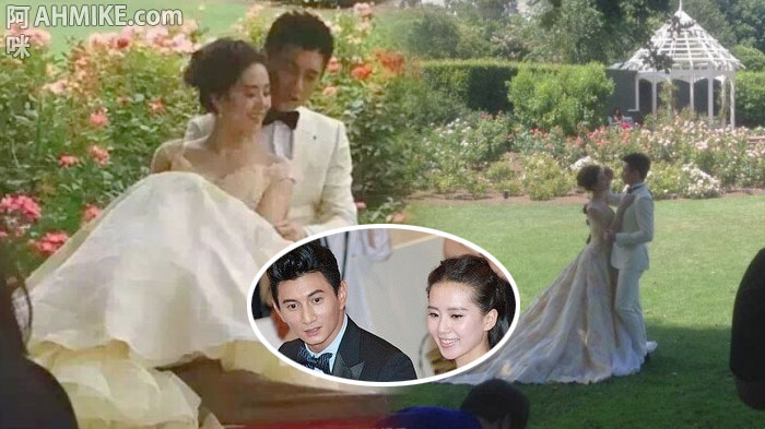 Taiwanese star Nicky Wu            and Chinese actress Liu Shishi            have been very busy with their professional lives after they registered their     AHMIKE com