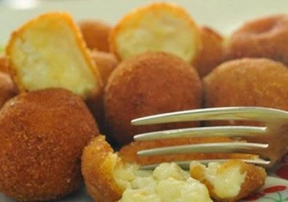 77777777777777 طريقة عمل كُرات الجبن بحشو الدجاج للشيف أسامة السيد