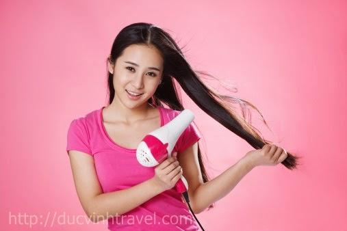 Cách chăm sóc tóc hiệu quả cho mùa đông không bị sơ rối 4