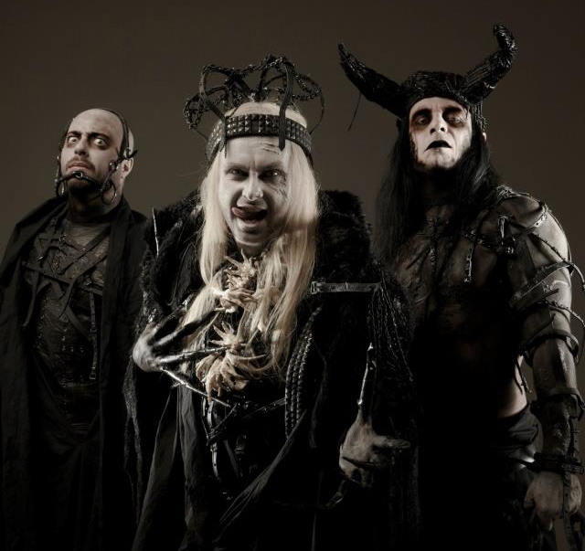 video de cradle of filth: