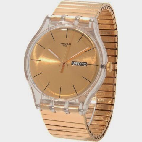 jam tangan original Swatch SUOK702A