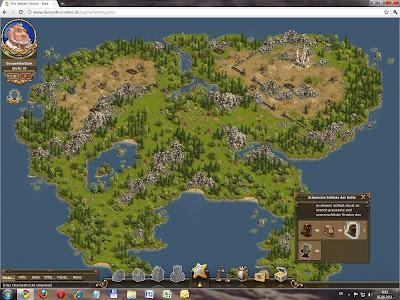 обзор браузерки Settlers Онлайн