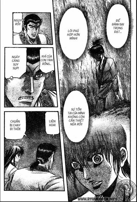 Chú Bé Rồng - Ryuuroden chap 214 - Trang 9