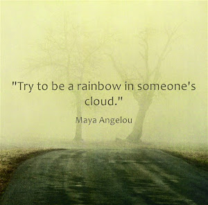 In memory of Maya Angelou