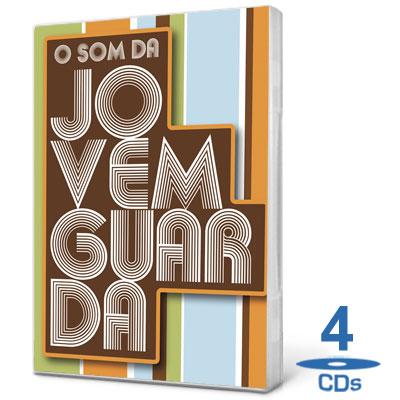 Box O Som da Jovem Guarda Som Livre (2011) Box 2BO 2BSom 2Bda 2BJovem 2BGuarda 2B  2B4 2BCDs