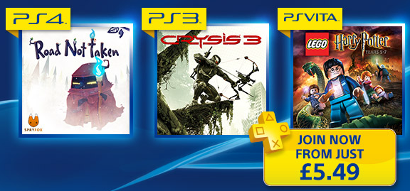 PS Vita Roundup: PlayStation Plus games for August