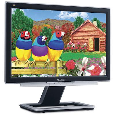 new ViewSonic VX2025WM 20