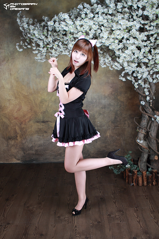 Ryu Ji Hye - Another Style Cosplay Girl