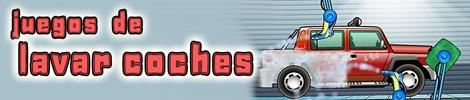 Juegos de lavar coches