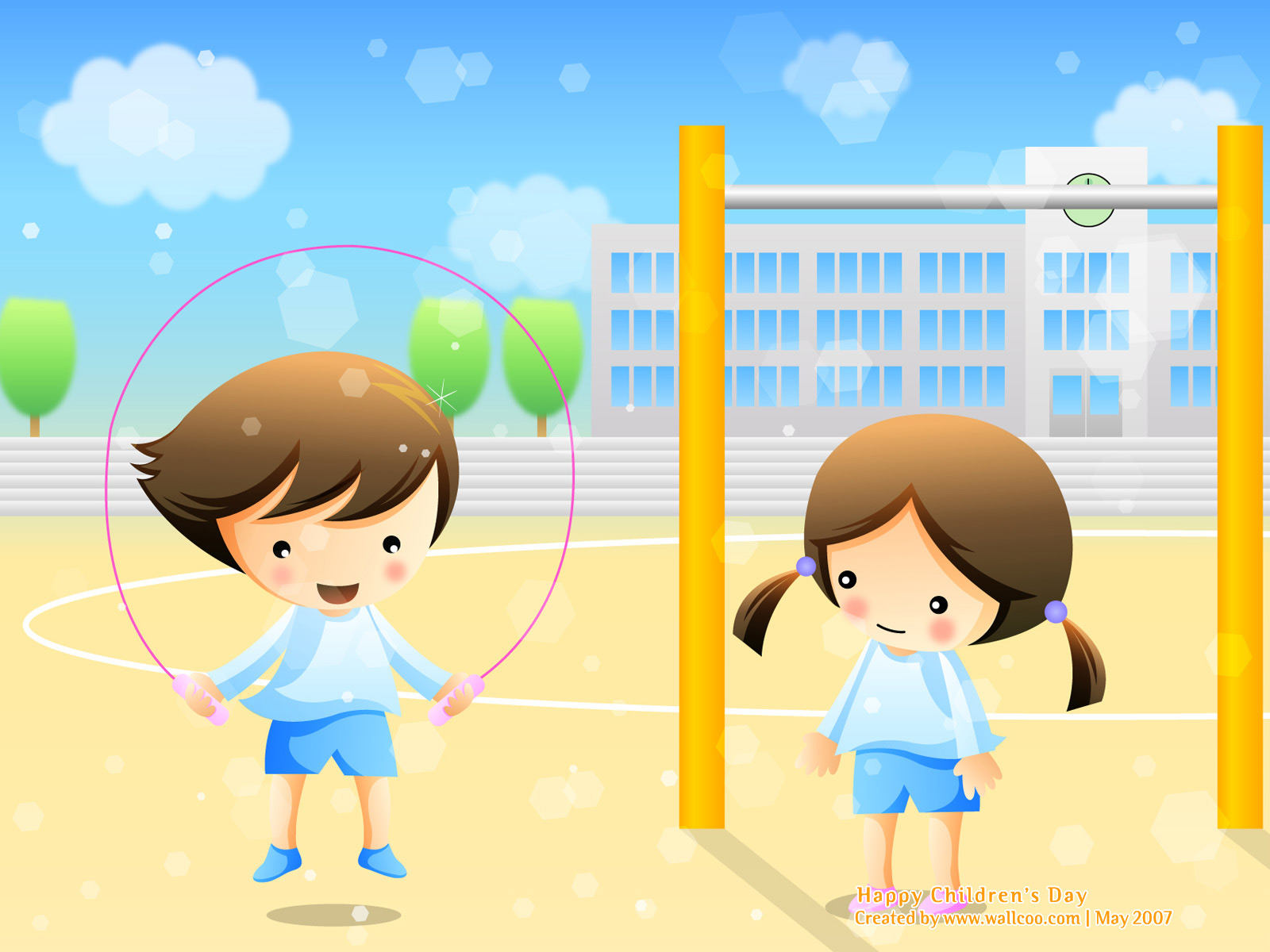 Children's day wallpaper 5