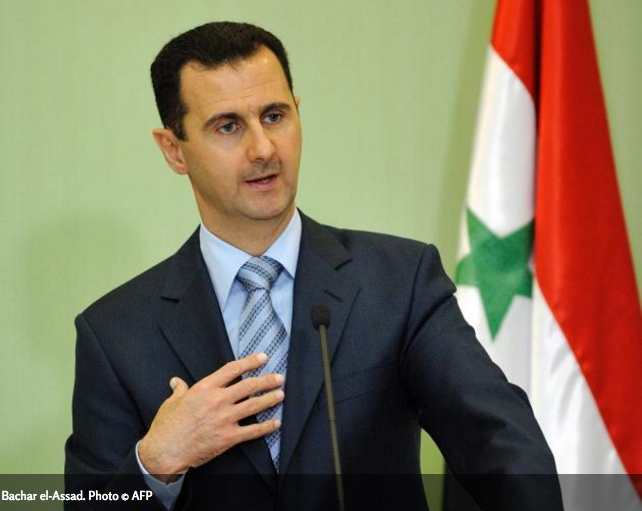 Assad: Russia is the only defender of Christianity that...