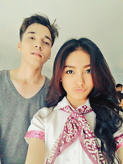 Foto Steven William dan Natasha Wilona