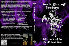 The Libre Knife - Skill Sets 3 &amp; 4
