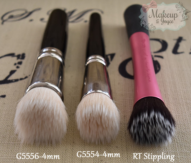 Hakuhodo G5556 Brush Review