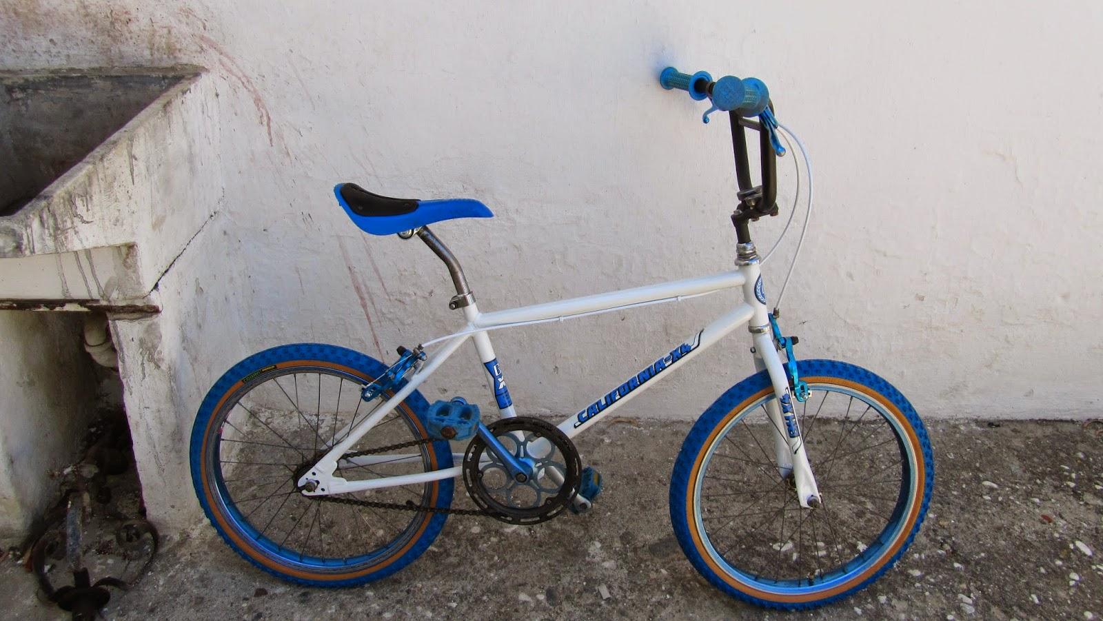 Bh California X4 azul