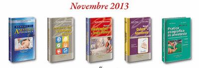 libri di anestesia