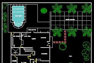 Harga Desain 2D mulai dari 10 ribu per meter persegi