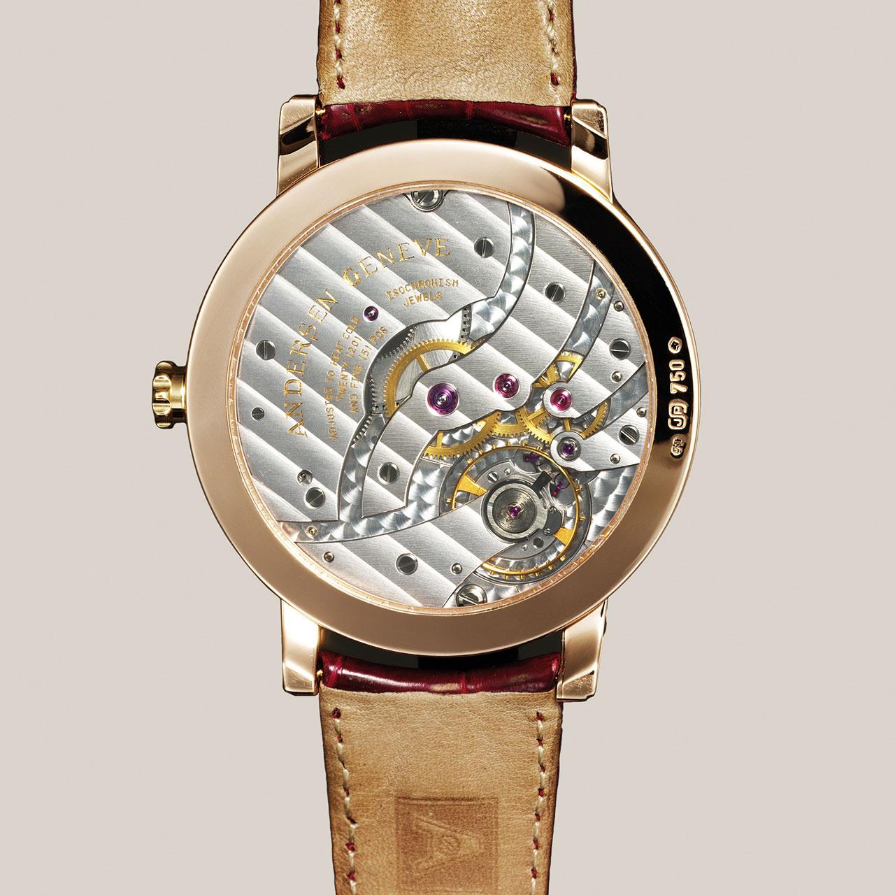 Andersen Genève Grande Jour & Nuit Edition 2014 Watch